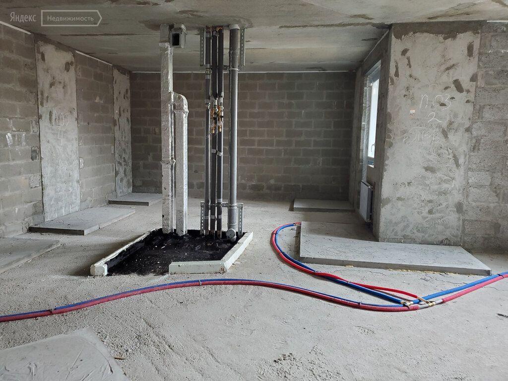 Продажа двухкомнатной квартиры поселок Развилка, метро Домодедовская, Римский проезд 1, цена 6400000 рублей, 2021 год объявление №515481 на megabaz.ru