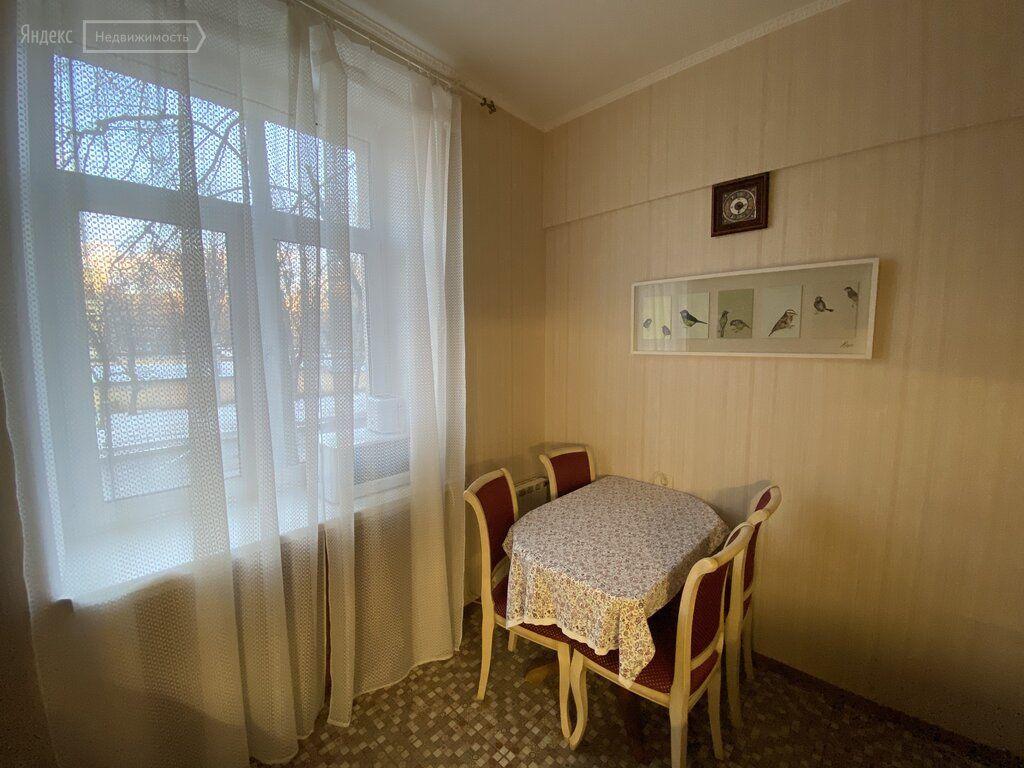 Продажа трёхкомнатной квартиры Москва, метро Тушинская, улица Долгова 5, цена 18800000 рублей, 2021 год объявление №600514 на megabaz.ru