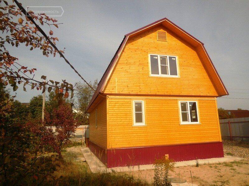 Продажа дома Электрогорск, цена 3500000 рублей, 2020 год объявление №499760 на megabaz.ru
