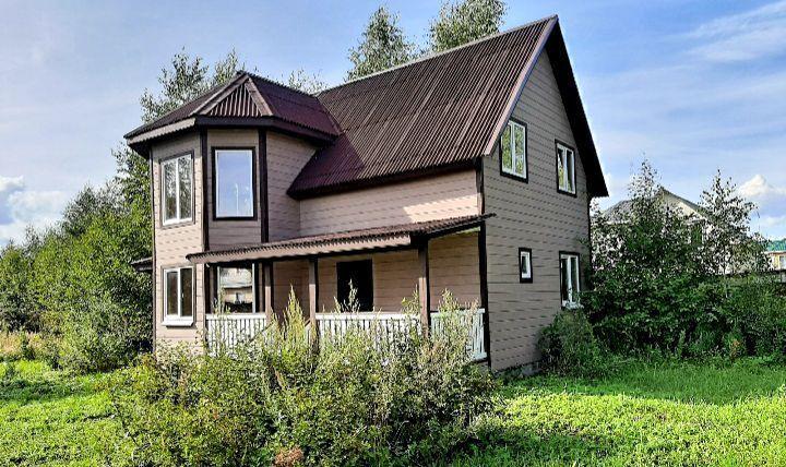 Продажа дома село Бужаниново, цена 1900000 рублей, 2020 год объявление №498037 на megabaz.ru