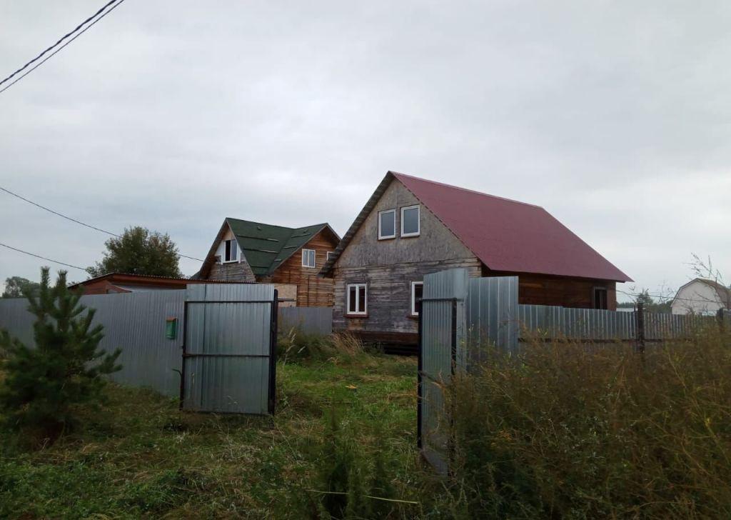 Продажа дома село Нижнее Хорошово, цена 2100000 рублей, 2020 год объявление №500125 на megabaz.ru