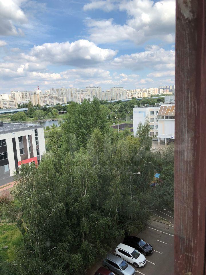 Аренда двухкомнатной квартиры Москва, метро Бульвар адмирала Ушакова, Южнобутовская улица 80к1, цена 45000 рублей, 2020 год объявление №1207752 на megabaz.ru