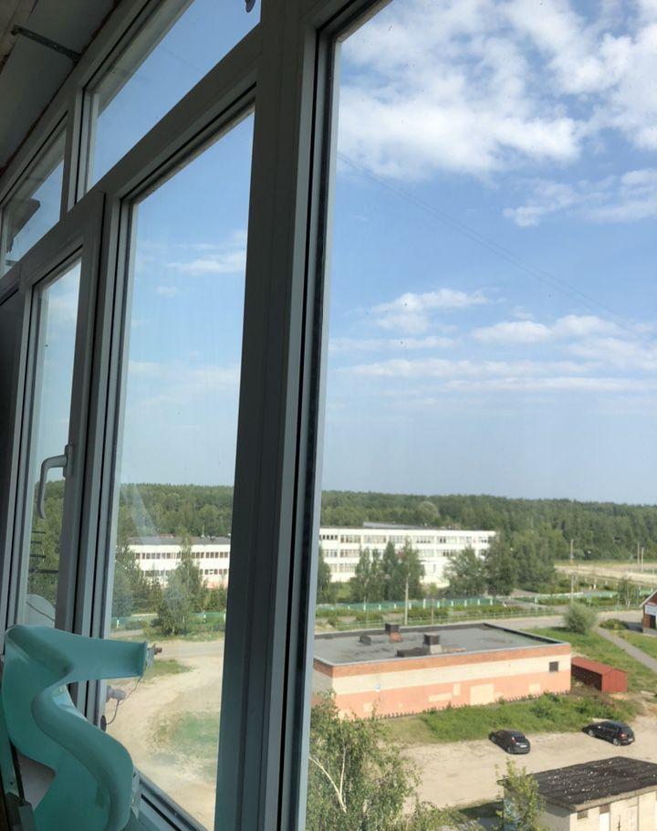 Продажа однокомнатной квартиры деревня Давыдово, улица 2-й Микрорайон 4, цена 1800000 рублей, 2020 год объявление №479474 на megabaz.ru