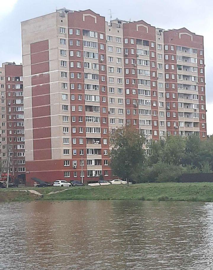 Продажа однокомнатной квартиры рабочий посёлок Нахабино, Новая Лесная улица 7, цена 5200000 рублей, 2021 год объявление №532148 на megabaz.ru