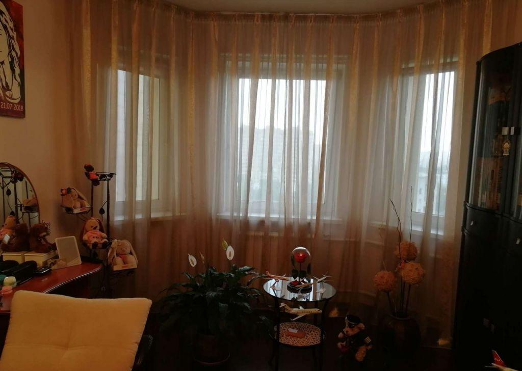 Продажа однокомнатной квартиры Люберцы, метро Лермонтовский проспект, Парковая улица 1/18, цена 7500000 рублей, 2021 год объявление №498274 на megabaz.ru