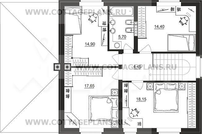 Продажа дома Москва, метро Волоколамская, цена 8450000 рублей, 2020 год объявление №499096 на megabaz.ru