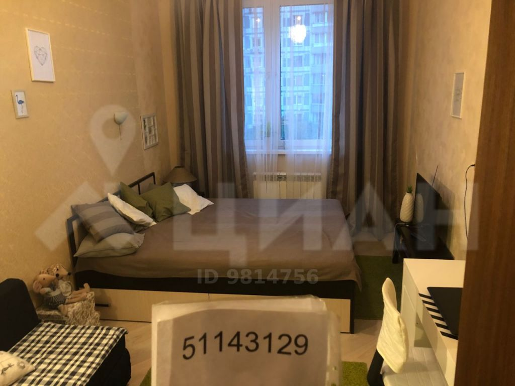 Продажа двухкомнатной квартиры Москва, метро Свиблово, Изумрудная улица 18, цена 9399000 рублей, 2021 год объявление №497848 на megabaz.ru