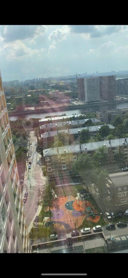 Продажа двухкомнатной квартиры Москва, метро Международная, Мукомольный проезд 2, цена 17200000 рублей, 2020 год объявление №491891 на megabaz.ru
