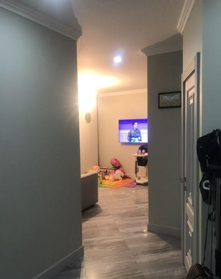 Продажа трёхкомнатной квартиры поселок Развилка, метро Зябликово, Римский проезд 1, цена 10990000 рублей, 2021 год объявление №523633 на megabaz.ru