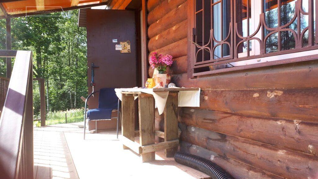 Продажа дома село Семеновское, цена 4500000 рублей, 2020 год объявление №498957 на megabaz.ru