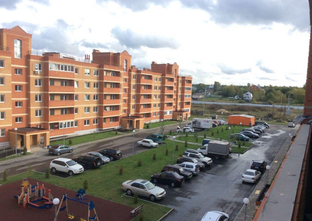 Продажа однокомнатной квартиры деревня Большие Жеребцы, цена 2200000 рублей, 2021 год объявление №358537 на megabaz.ru