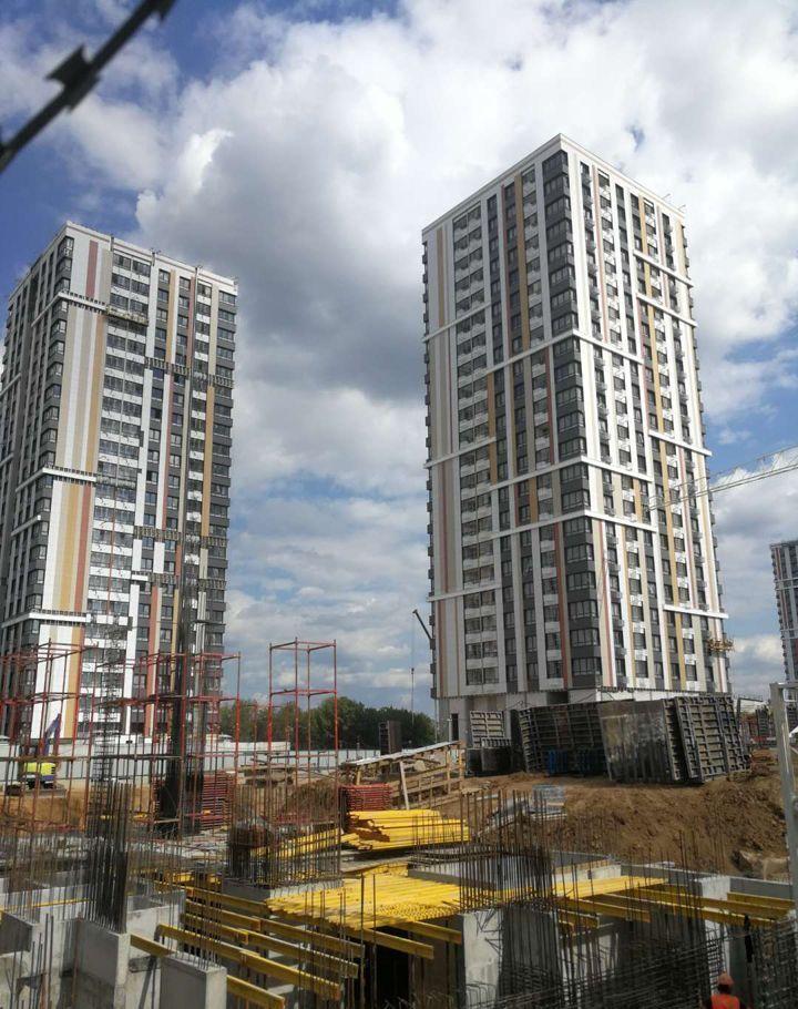 Продажа однокомнатной квартиры Москва, метро Варшавская, цена 9500000 рублей, 2021 год объявление №471717 на megabaz.ru