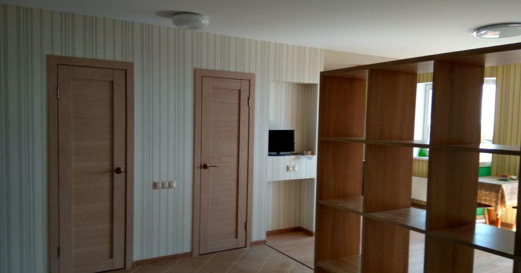 Аренда двухкомнатной квартиры поселок городского типа Некрасовский, цена 25000 рублей, 2021 год объявление №1016319 на megabaz.ru