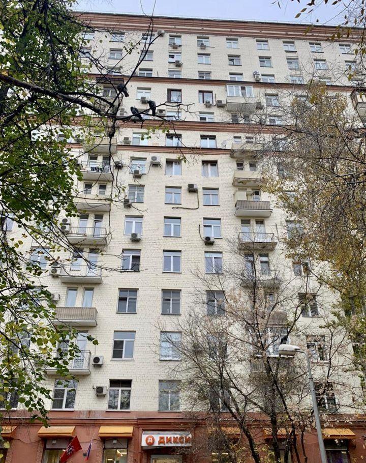 Продажа двухкомнатной квартиры Москва, метро Фрунзенская, Фрунзенская набережная 40, цена 11860000 рублей, 2020 год объявление №435323 на megabaz.ru