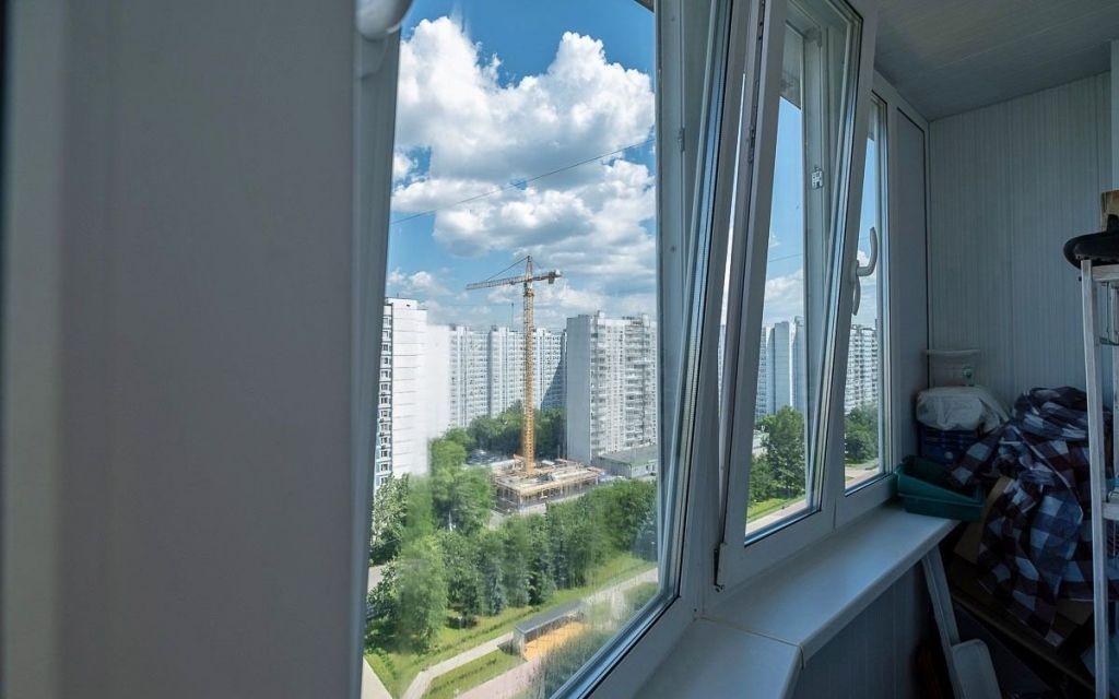 Продажа двухкомнатной квартиры Москва, метро Крылатское, Осенний бульвар 5к1, цена 12970000 рублей, 2020 год объявление №434229 на megabaz.ru