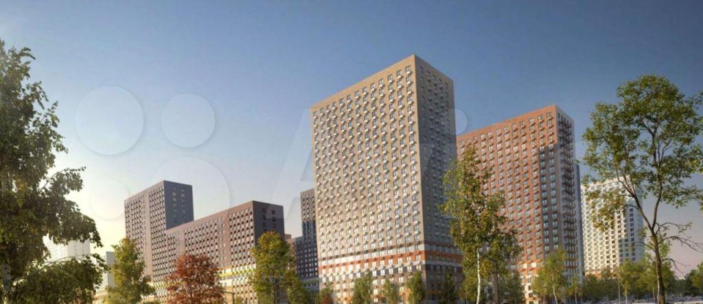 Продажа трёхкомнатной квартиры Москва, метро Братиславская, цена 12250000 рублей, 2021 год объявление №704106 на megabaz.ru