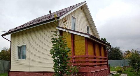 Продажа дома деревня Кулаково, цена 435000 рублей, 2020 год объявление №482537 на megabaz.ru
