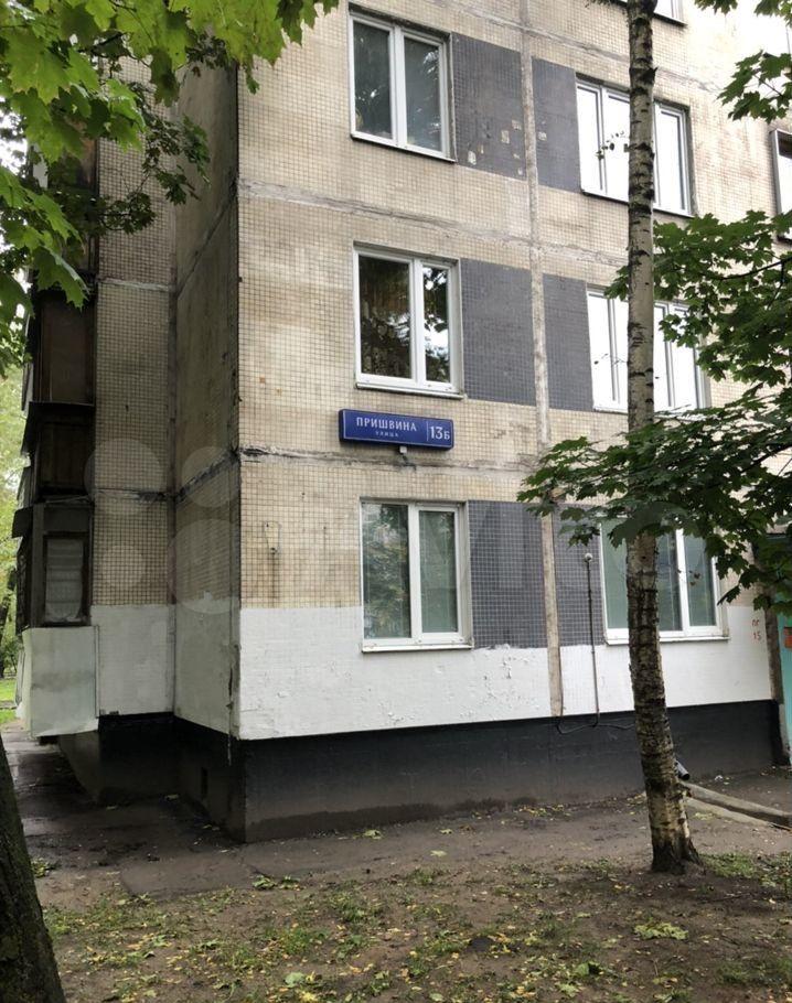 Продажа однокомнатной квартиры Москва, метро Бибирево, улица Пришвина 13Б, цена 8200000 рублей, 2021 год объявление №699542 на megabaz.ru