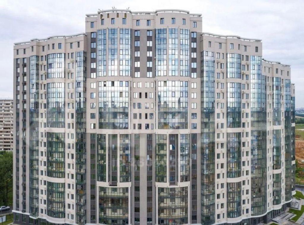 Продажа однокомнатной квартиры рабочий поселок Новоивановское, улица Агрохимиков 15А, цена 8400000 рублей, 2021 год объявление №496243 на megabaz.ru