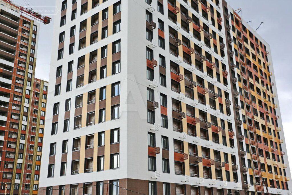 Продажа двухкомнатной квартиры рабочий поселок Новоивановское, цена 7700000 рублей, 2021 год объявление №517533 на megabaz.ru