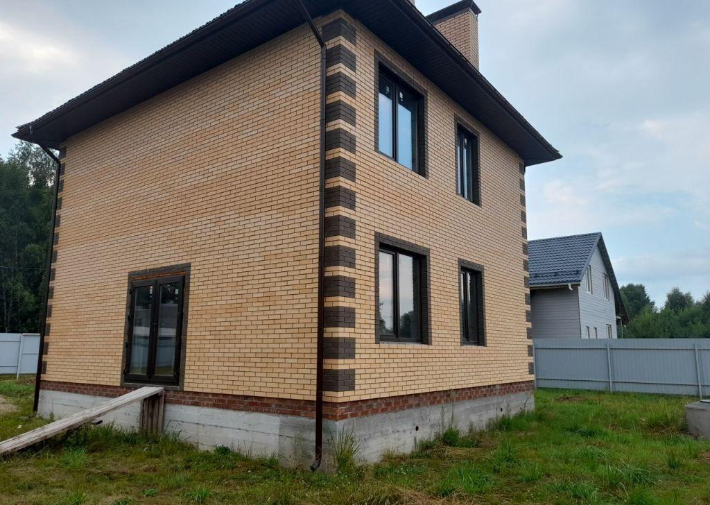 Продажа дома деревня Пешково, цена 4900000 рублей, 2020 год объявление №470201 на megabaz.ru