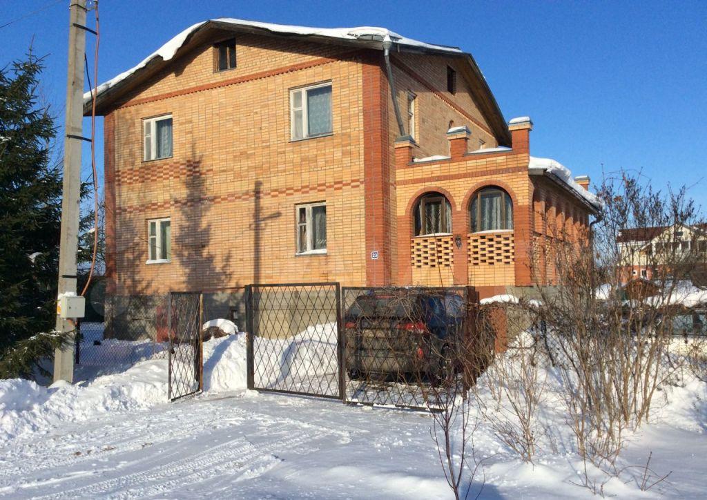 Продажа дома село Татариново, 2-я Дачная улица 23, цена 13500000 рублей, 2021 год объявление №587296 на megabaz.ru