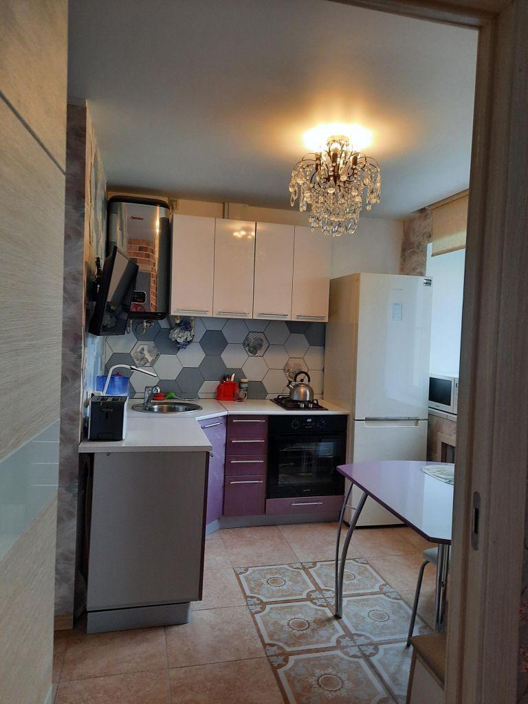 Продажа двухкомнатной квартиры Солнечногорск, Колхозный переулок 8, цена 3500000 рублей, 2020 год объявление №501594 на megabaz.ru