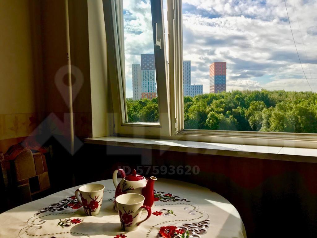 Продажа двухкомнатной квартиры Москва, метро Волоколамская, улица Барышиха 25к2, цена 10550000 рублей, 2020 год объявление №498984 на megabaz.ru