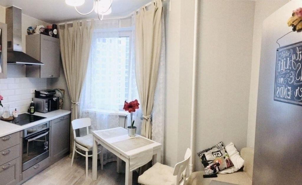 Продажа однокомнатной квартиры садовое товарищество Москва, цена 7200000 рублей, 2021 год объявление №499999 на megabaz.ru