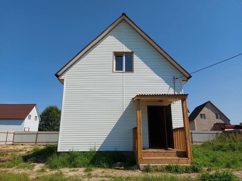Продажа дома Чехов, цена 2420000 рублей, 2020 год объявление №500038 на megabaz.ru