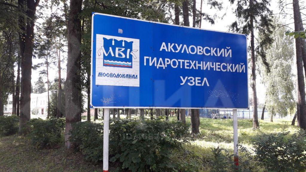 Продажа однокомнатной квартиры посёлок Акулово, метро Комсомольская, цена 4900000 рублей, 2020 год объявление №500060 на megabaz.ru