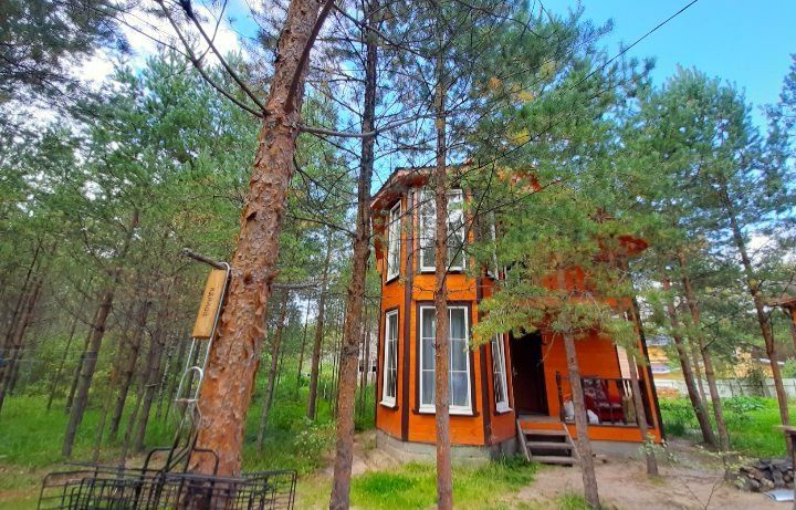 Продажа дома деревня Семенково, цена 2400000 рублей, 2020 год объявление №500011 на megabaz.ru