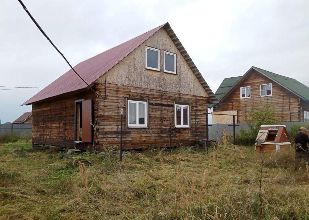 Продажа дома село Нижнее Хорошово, цена 2100000 рублей, 2021 год объявление №500125 на megabaz.ru