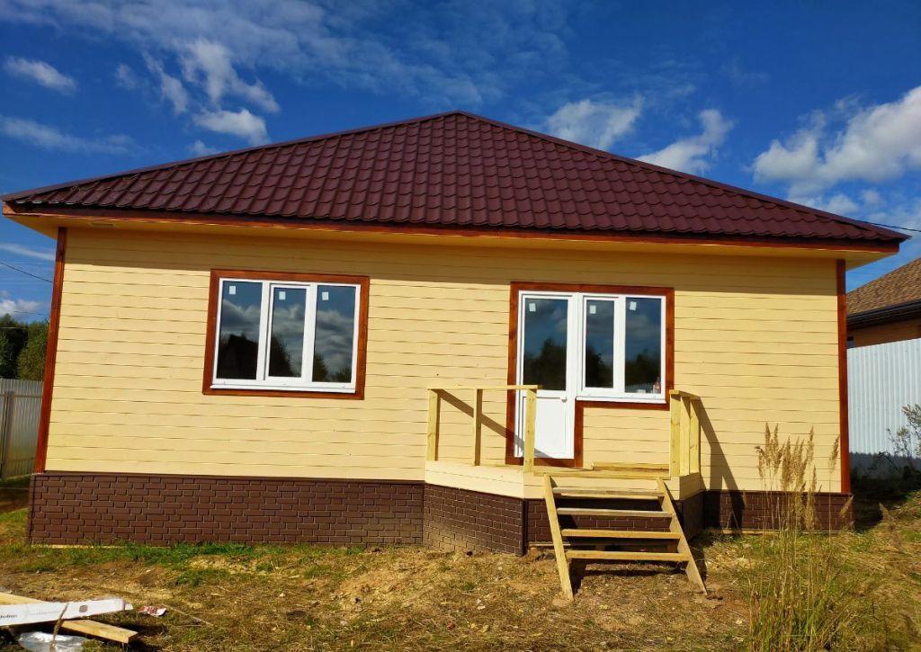 Продажа дома деревня Поповка, цена 3800000 рублей, 2020 год объявление №504074 на megabaz.ru