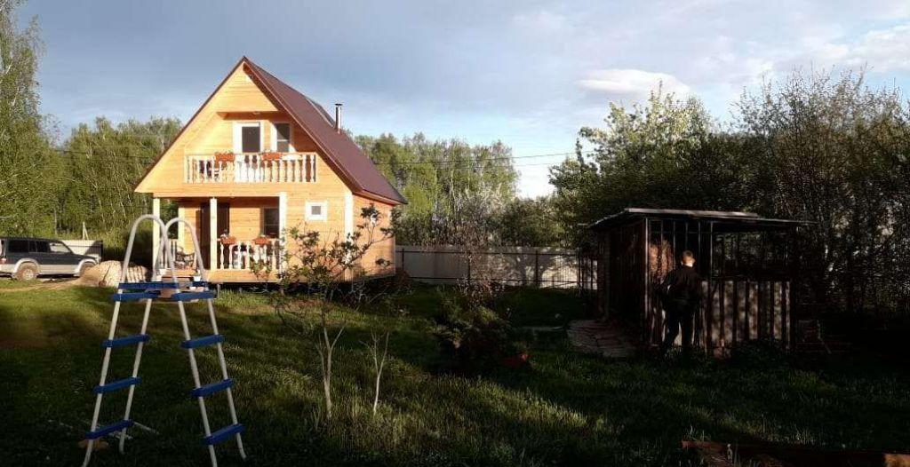 Продажа дома деревня Ледово, цена 3500000 рублей, 2021 год объявление №551652 на megabaz.ru