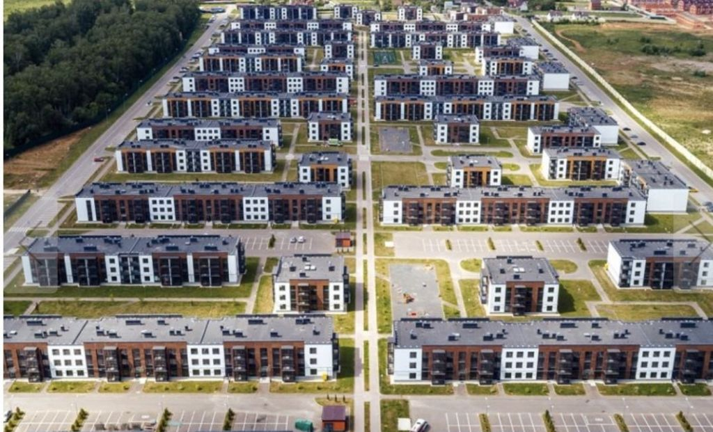 Продажа однокомнатной квартиры деревня Красный Поселок, улица Фадеева 12, цена 5000000 рублей, 2020 год объявление №500379 на megabaz.ru
