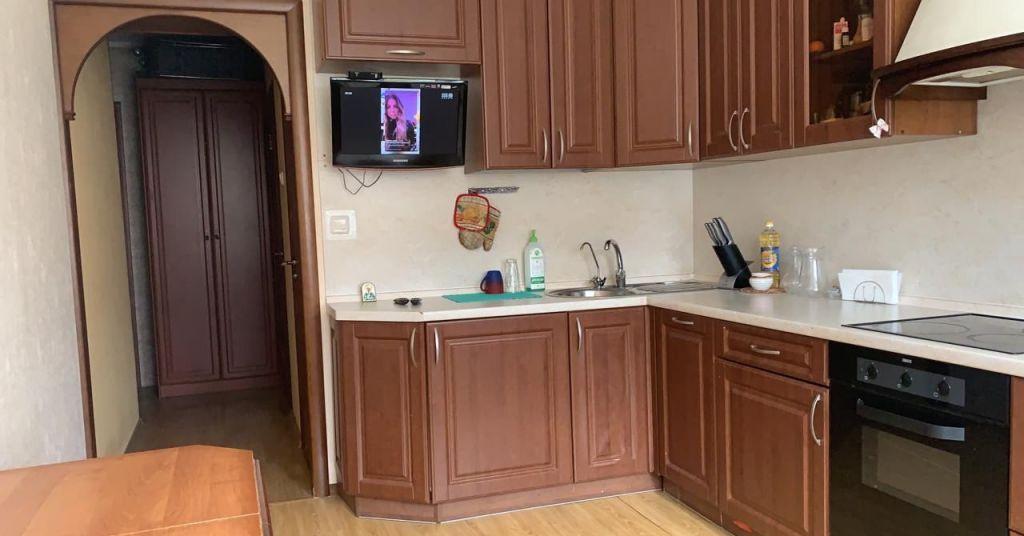 Продажа однокомнатной квартиры Люберцы, метро Лермонтовский проспект, Зелёный переулок 8, цена 7300000 рублей, 2021 год объявление №459704 на megabaz.ru
