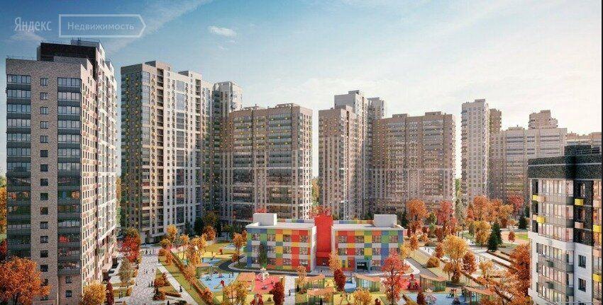 Продажа двухкомнатной квартиры деревня Путилково, метро Митино, цена 6500000 рублей, 2020 год объявление №500381 на megabaz.ru