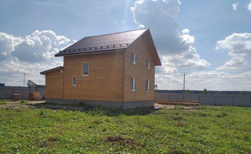 Продажа дома село Речицы, Центральная улица, цена 4700000 рублей, 2021 год объявление №475153 на megabaz.ru