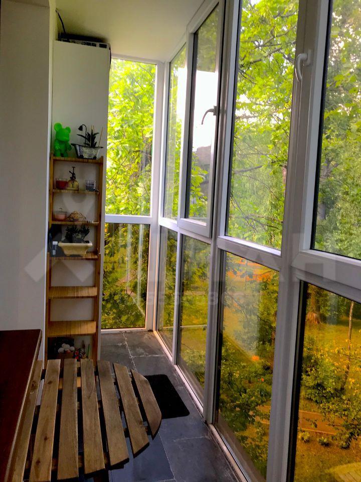 Продажа однокомнатной квартиры село Перхушково, метро Славянский бульвар, цена 6500000 рублей, 2020 год объявление №493996 на megabaz.ru