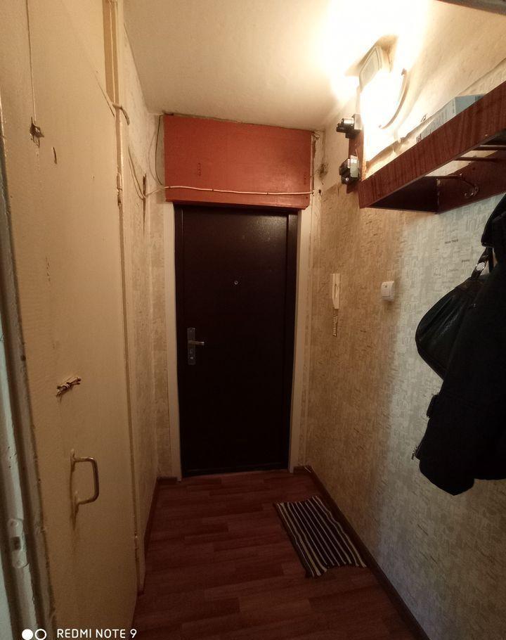 Продажа однокомнатной квартиры Егорьевск, улица Горького 8, цена 1400000 рублей, 2020 год объявление №509963 на megabaz.ru