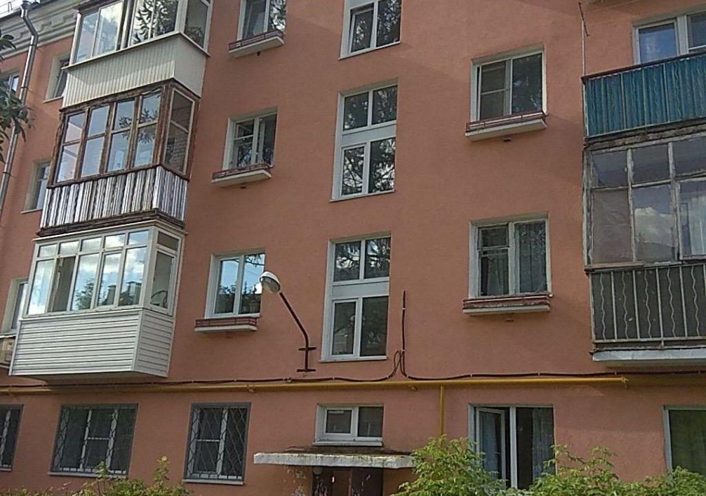 Продажа двухкомнатной квартиры Клин, улица Мечникова 16, цена 2100000 рублей, 2020 год объявление №504105 на megabaz.ru