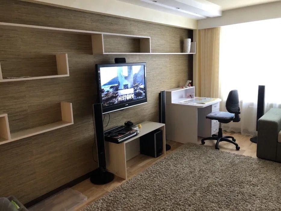 Продажа двухкомнатной квартиры рабочий поселок Новоивановское, Можайское шоссе 52, цена 11100000 рублей, 2021 год объявление №549265 на megabaz.ru