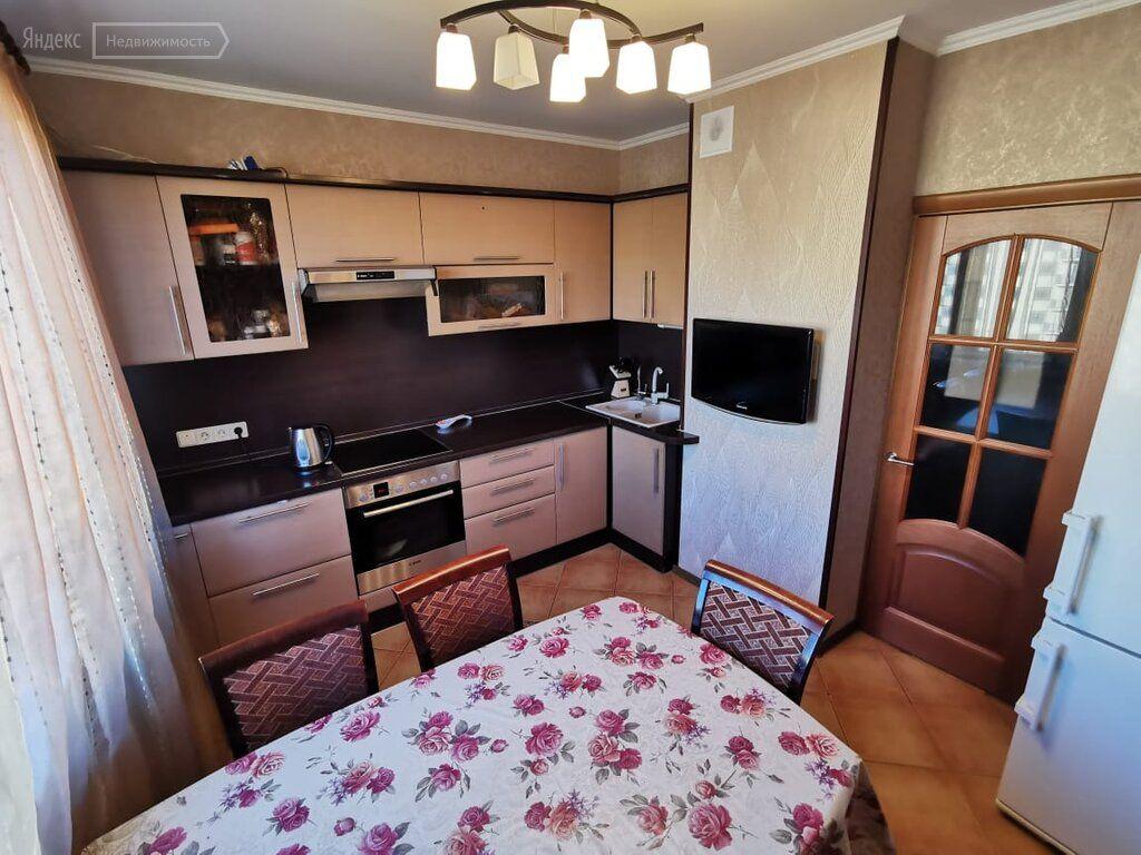 Продажа трёхкомнатной квартиры Котельники, Новая улица 17Б, цена 10800000 рублей, 2021 год объявление №591412 на megabaz.ru