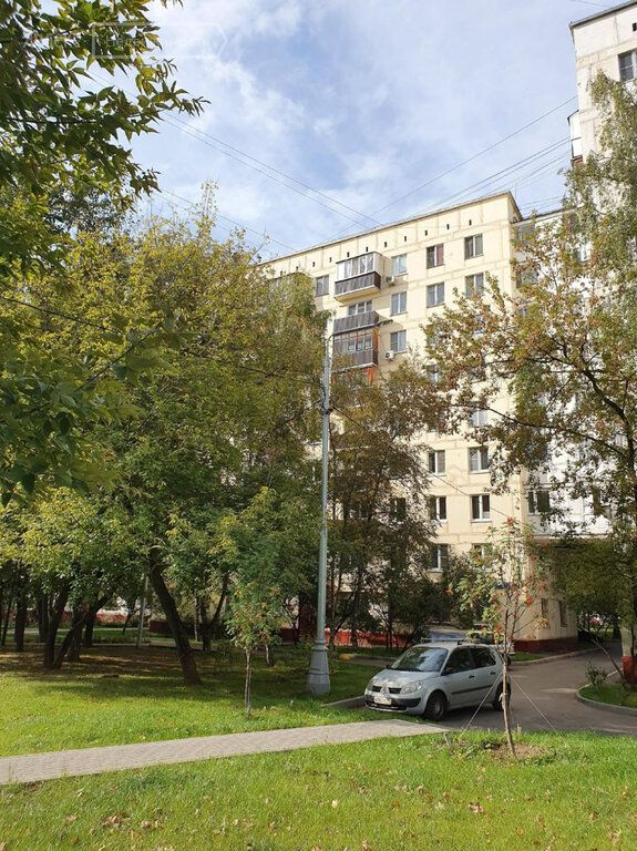Продажа однокомнатной квартиры Москва, метро Сходненская, Туристская улица 4к3, цена 7437000 рублей, 2021 год объявление №500702 на megabaz.ru