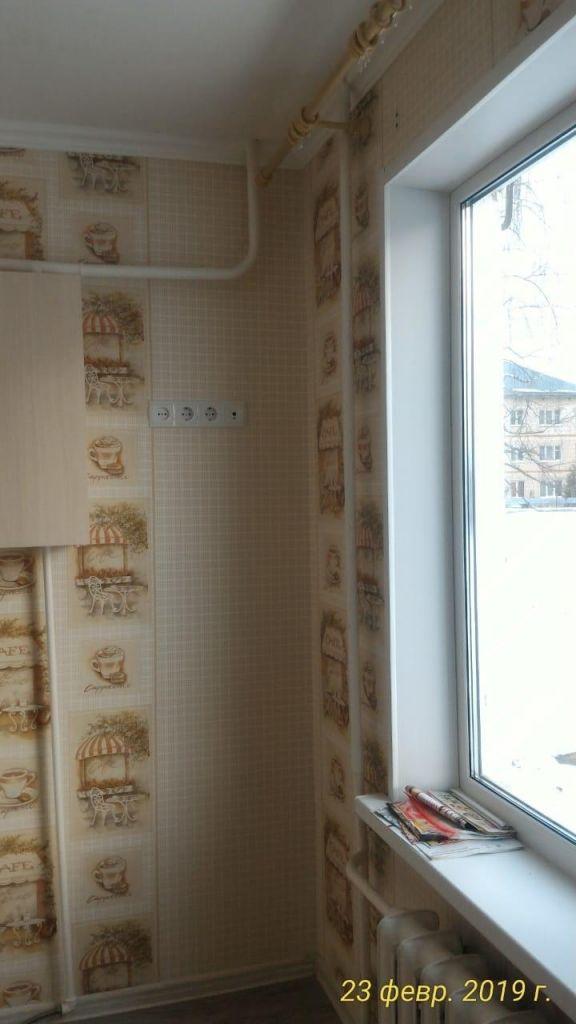 Аренда однокомнатной квартиры Кубинка, Армейская улица 6, цена 20000 рублей, 2021 год объявление №1213873 на megabaz.ru