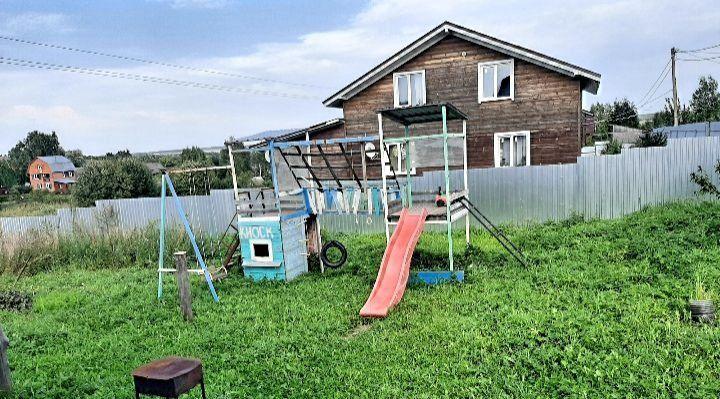 Продажа дома деревня Рогачёво, цена 1850000 рублей, 2020 год объявление №500739 на megabaz.ru