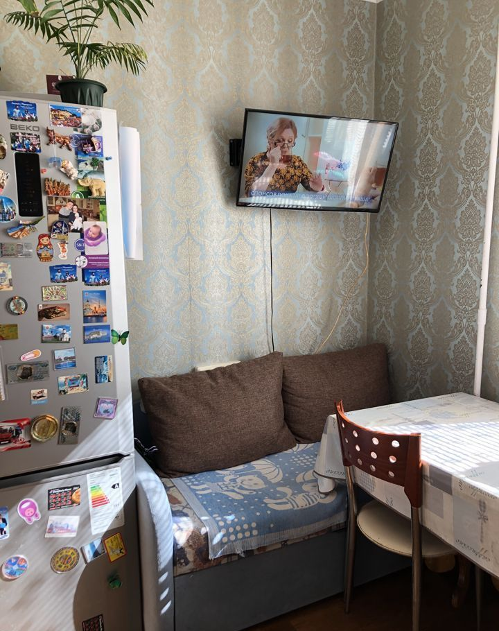 Продажа однокомнатной квартиры село Немчиновка, улица Связистов 9, цена 4900000 рублей, 2021 год объявление №480654 на megabaz.ru