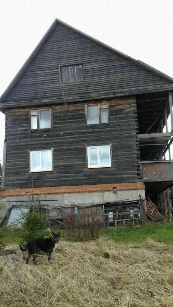 Продажа дома село Борисово, цена 3500000 рублей, 2021 год объявление №500720 на megabaz.ru