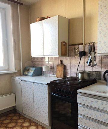 Продажа двухкомнатной квартиры Москва, метро Текстильщики, цена 10500000 рублей, 2021 год объявление №533910 на megabaz.ru